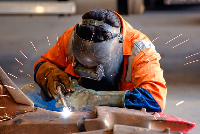 onsite or in shop welding service Halifax