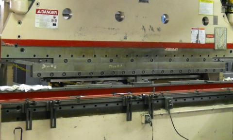 heavy plate bending Halifax, NS Veinot Metal